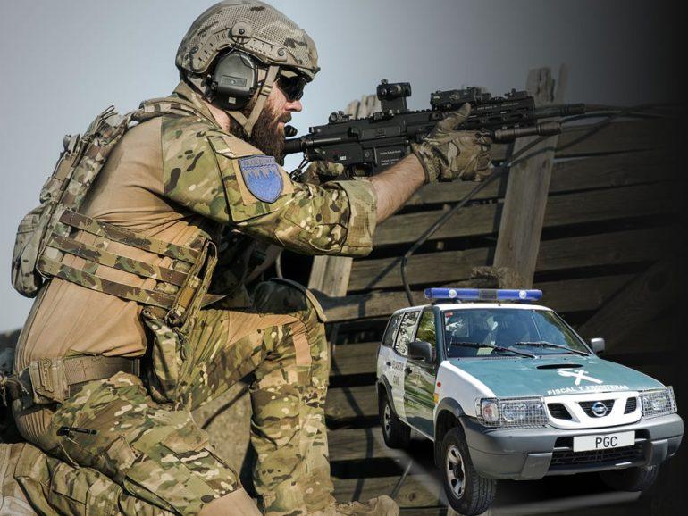 Incapacidad permanente para Fuerzas y Cuerpos de Seguridad del Estado. Informe Pericial.